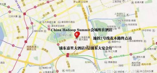 china hadoop summit 上海站 China Hadoop Summit 2015 上海站