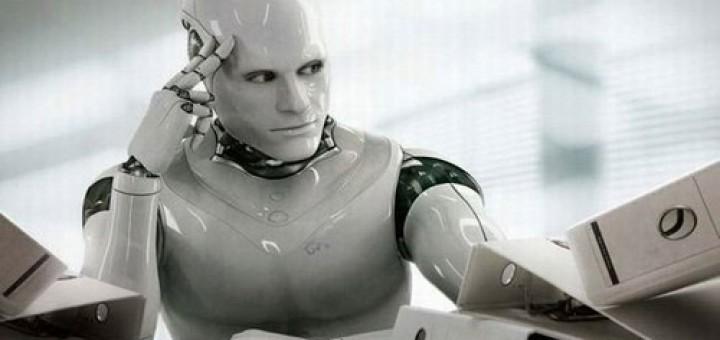 Hadoop Robot 人物