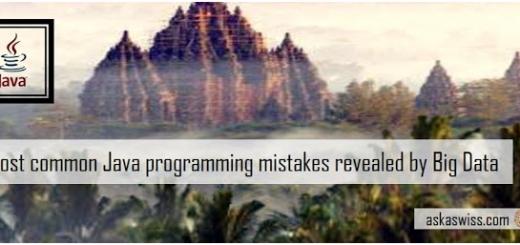 Java编程错误 应用