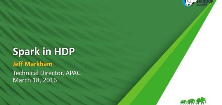 CHS2016 China Hadoop Summit 2016 北京